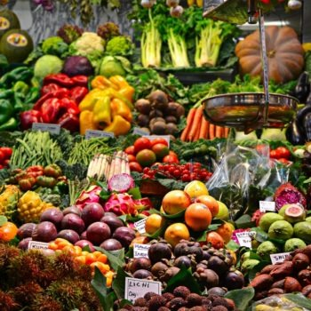 As tendências da alimentação do futuro