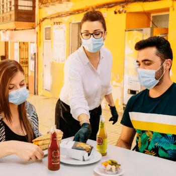 O comércio reabre mas a pandemia não acabou: é hora de redobrar os cuidados!