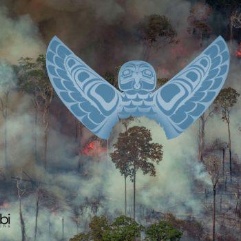 Grandes incêndios em toda parte
