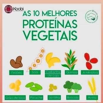 Poder Verde – a força das proteínas de origem vegetal